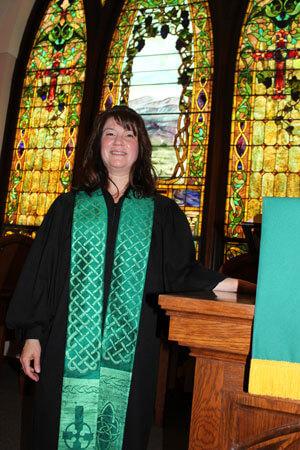 Rev. Anni Mingin